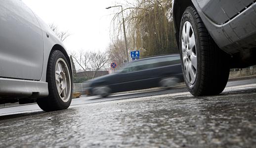 Ónos eső: lelassult a közlekedés, fokozott óvatosságra int a katasztrófavédelem