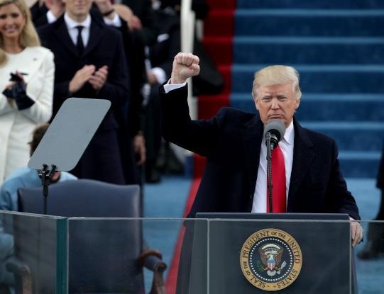 Donald Trump: Visszaadjuk a hatalmat a népnek