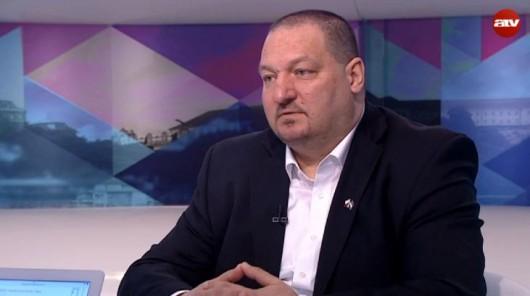Németh Szilárd az ATV Start című műsorának vendége volt