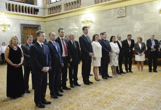 Átvették megbízólevelüket az EP-képviselők