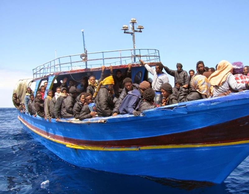 Félmillió menekült akar Európába jutni