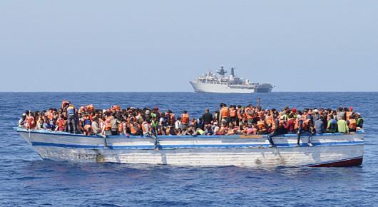 Elképesztő méreteket ölt a menekülthullám