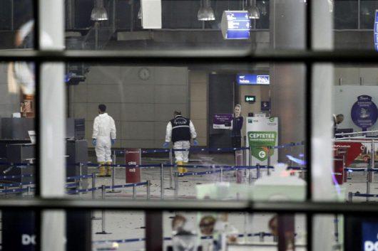 Robbanások az isztambuli repülőtéren
