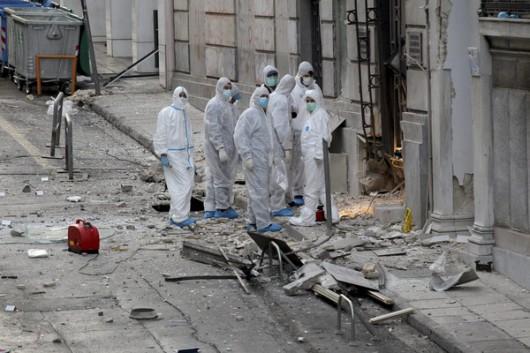 Pokolgép robbant egy egyiptomi szállodánál és Athénban is