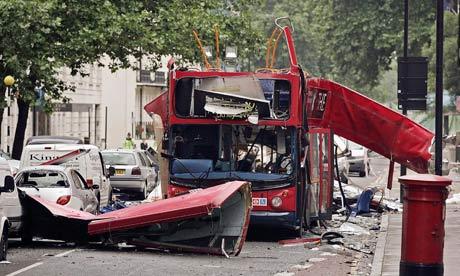 Tíz éve örökre megváltozott London