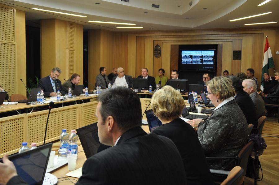A közbiztonság növeléséről és kedvező adózásról döntött az önkormányzat
