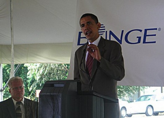 Obama, Clinton és a Bunge