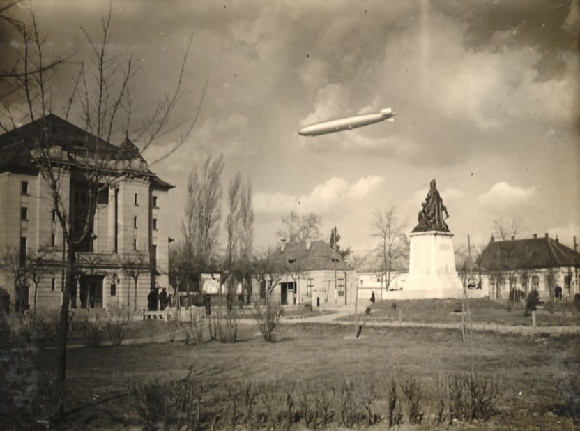 Csepelre érkezett a Zeppelin01