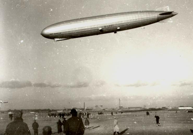 Csepelre érkezett a Zeppelin02