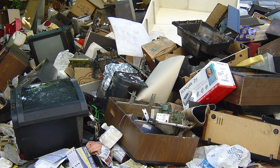 Elektronikai hulladék