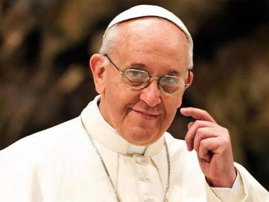 Ferenc pápa: Jézus születésével minden megváltozik
