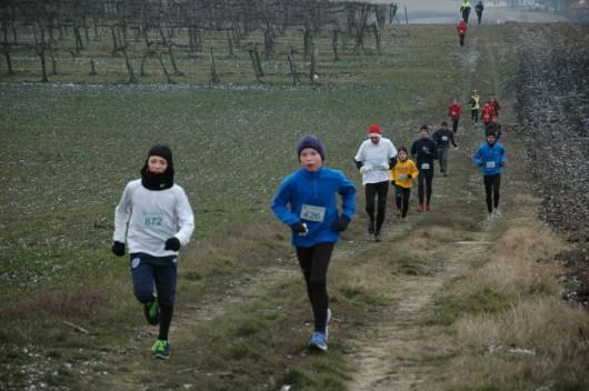 Csepeli futók sikerei az Etyeki télben