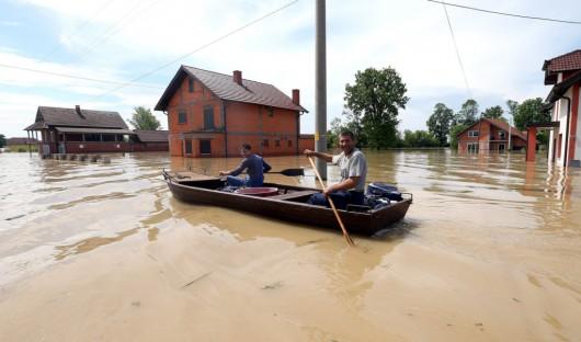Bosznia-Hercegovina éves GDP-jét elvitte a víz