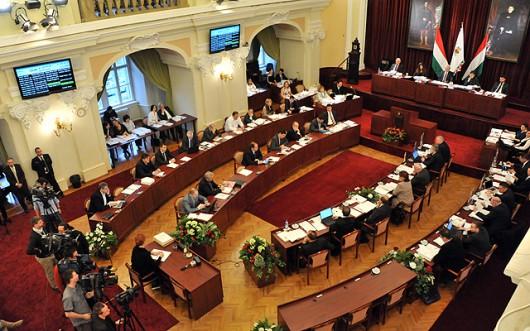 Budapest Főváros Önkormányzatának közgyűlése