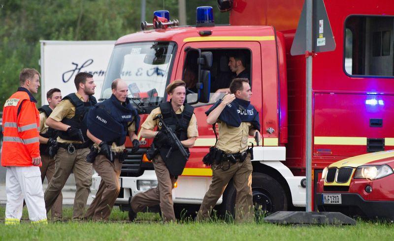 Magyar is meghalt a müncheni lövöldözésben