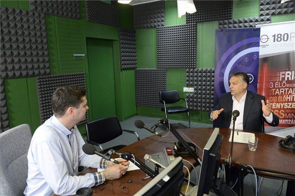 Orbán-Viktor2-Kossuth-rádió-mti-141114