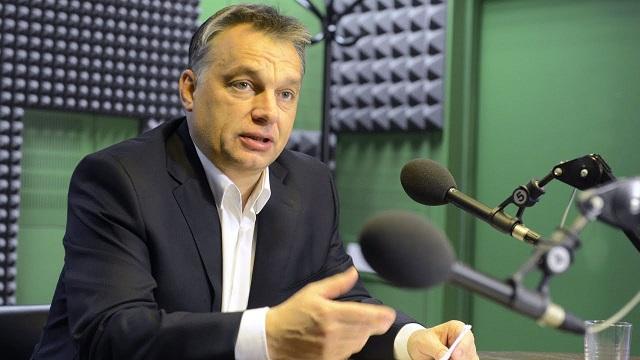 Orbán Viktor: A népszavazáshoz többség, az olimpiához egység kell