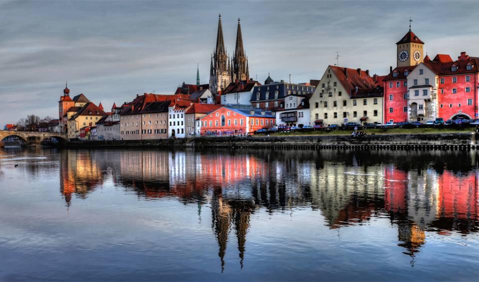 Regensburg, Németország
