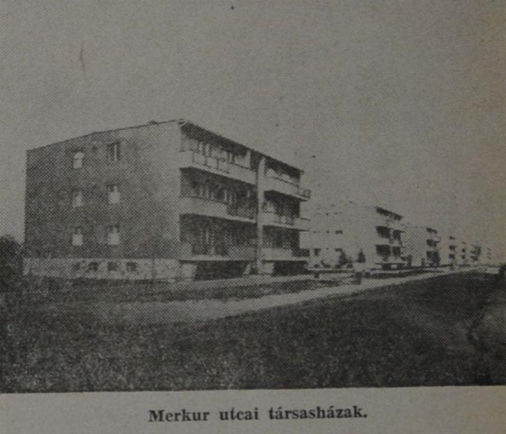 TU Merkúr utca