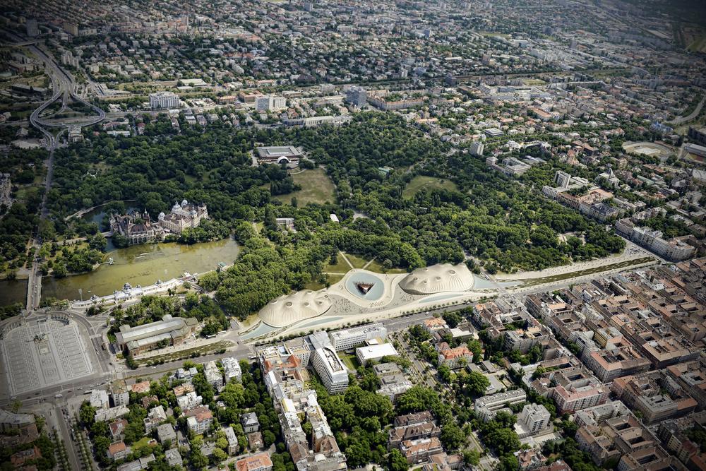 az MSZP is kiállt a Városliget megújulásáért