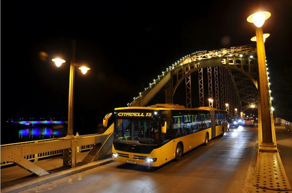 Új autóbuszvonal