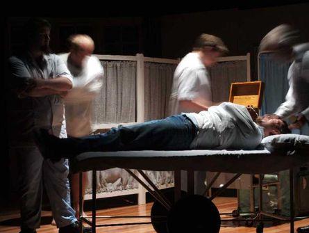 Elektrosokk terápia