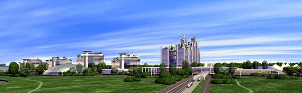 Korábban is terveztek toronyházakat Észak-Csepelre