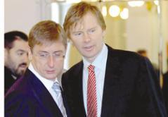 Gyurcsány és Fodor