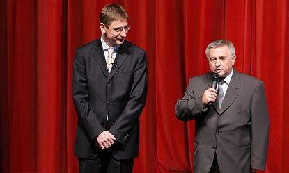 Gyurcsány és Tóth