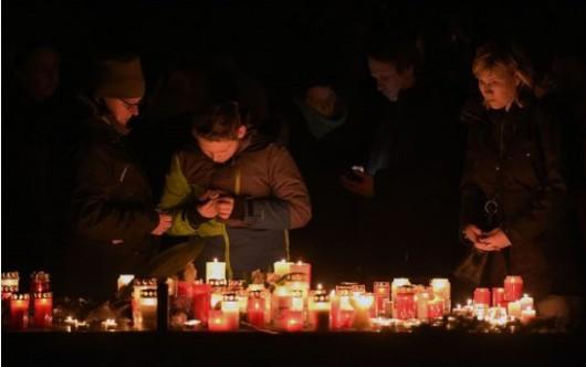 Háromnapos gyász Németországban