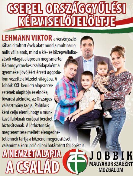 kepviselojeloltek Lehmann Viktor Jobbik