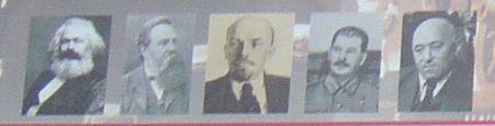 Kommunista ikonok
