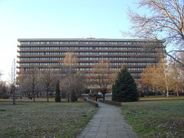 Jahn Ferenc Kórház