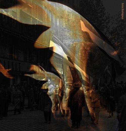 Fáklyás felvonulás 1956 hőseinek és áldozatainak tiszteletére