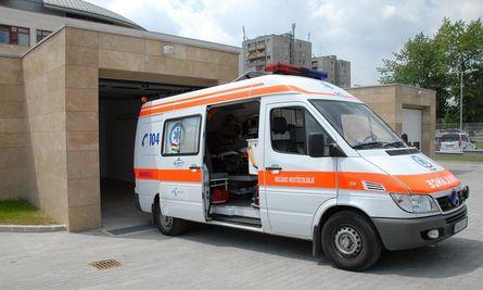 Csepeli mentőállomás