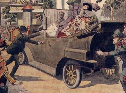 Szarajevói merénylet