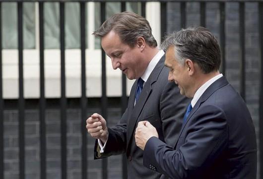 A magyar módit másolják David Cameronék