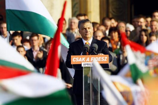 Orbán: Egy a tábor, egy a zászló, csak a Fidesz