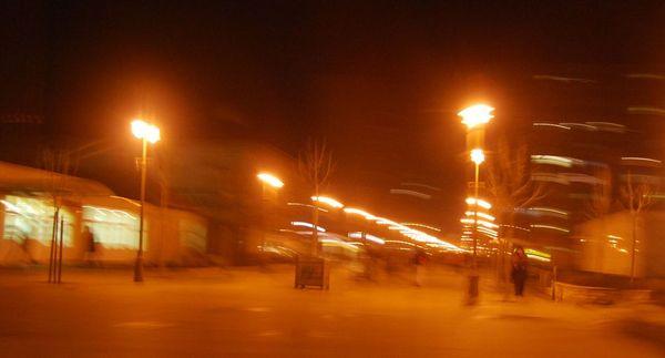 Csepeli sétáló utca