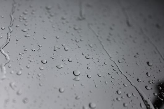 Jön a felmelegedés és vele az eső